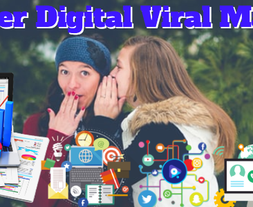 Influencer digital viral Marketing